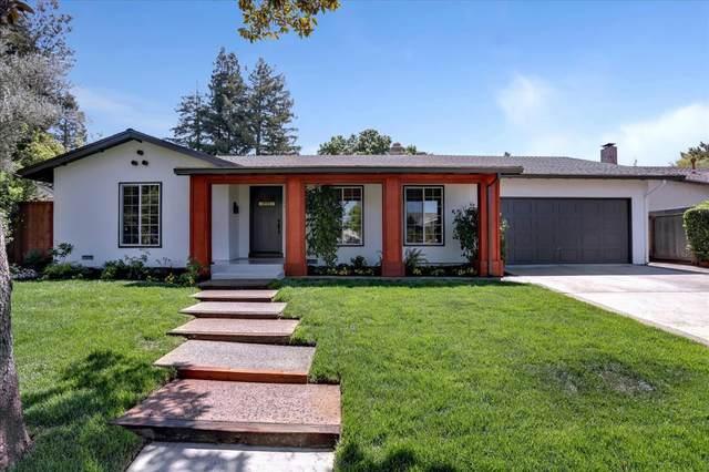 257 Preston Dr, Mountain View, CA 94040 (#ML81840023) :: The Sean Cooper Real Estate Group