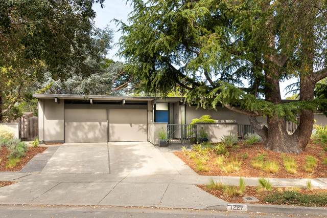 1227 Mcintosh Ct, Sunnyvale, CA 94087 (#ML81840036) :: The Sean Cooper Real Estate Group