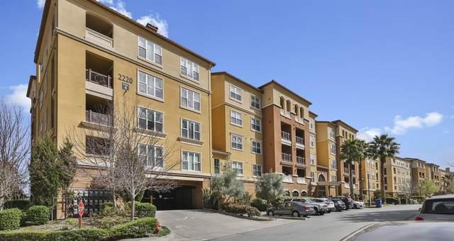 2220 Gellert Blvd 4411, South San Francisco, CA 94080 (#ML81840050) :: The Gilmartin Group