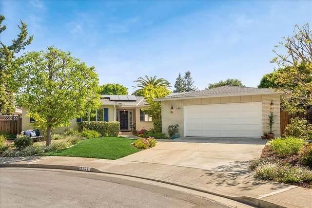 2677 Saint Giles Ln, Mountain View, CA 94040 (#ML81840054) :: The Sean Cooper Real Estate Group