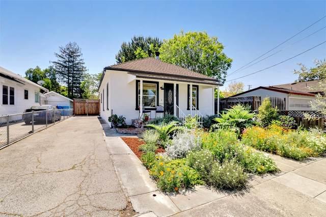 1558 Santa Clara St, Santa Clara, CA 95050 (#ML81840060) :: The Sean Cooper Real Estate Group
