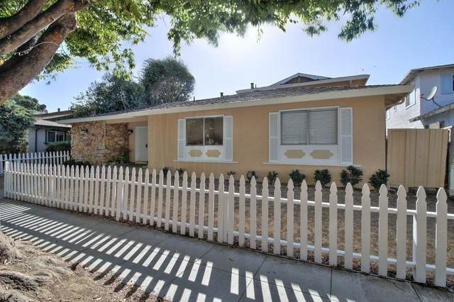 1353 Lexington Dr, San Jose, CA 95117 (#ML81840063) :: The Sean Cooper Real Estate Group