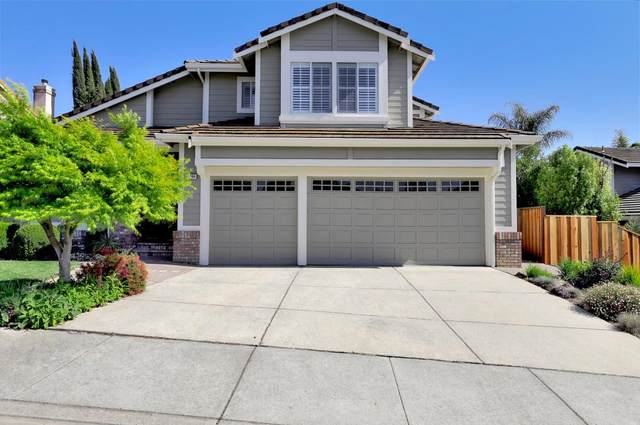 2804 Mira Bella Circle Cir, Morgan Hill, CA 95037 (#ML81840068) :: The Sean Cooper Real Estate Group