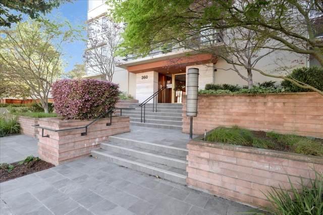 360 Everett Ave 4C, Palo Alto, CA 94301 (#ML81840082) :: Intero Real Estate