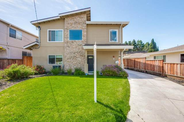 326-328 Angel Ave, Sunnyvale, CA 94086 (#ML81840088) :: The Sean Cooper Real Estate Group