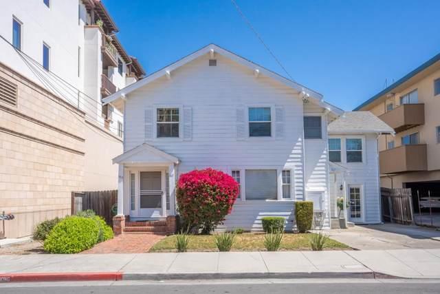 665 Walnut St, San Carlos, CA 94070 (MLS #ML81840095) :: Compass