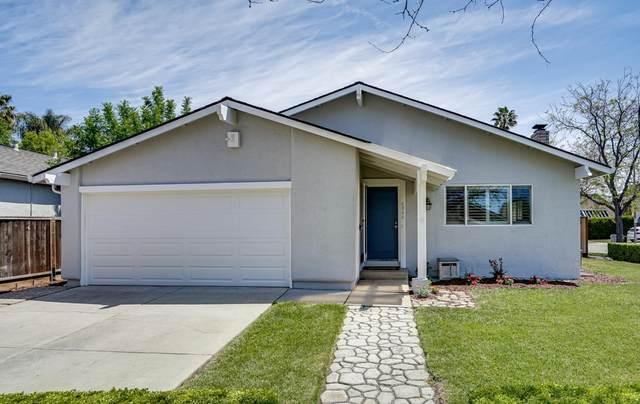 4368 Crescendo Ave, San Jose, CA 95136 (#ML81840128) :: Intero Real Estate