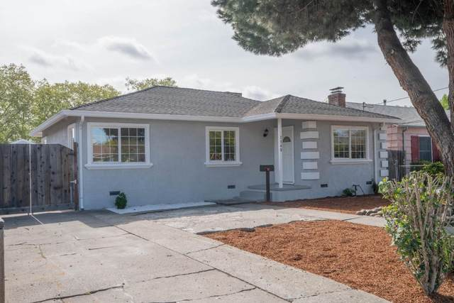 1348 Sevier Ave, Menlo Park, CA 94025 (#ML81840137) :: The Sean Cooper Real Estate Group