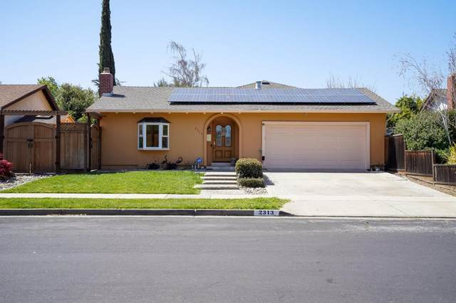 2313 Valerie Ct, Campbell, CA 95008 (#ML81840143) :: The Sean Cooper Real Estate Group