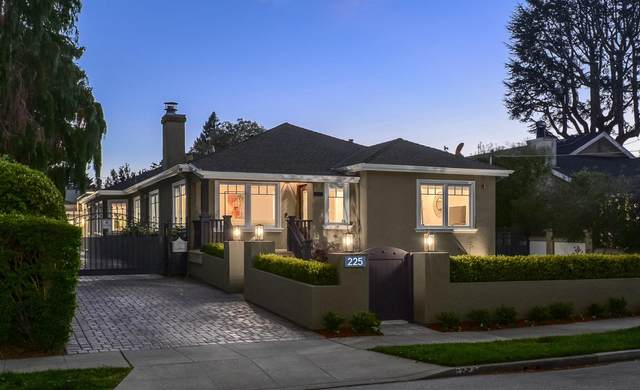 225 Dwight Rd, Burlingame, CA 94010 (#ML81840147) :: The Sean Cooper Real Estate Group