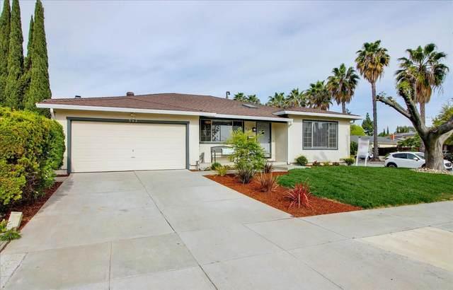 542 Pure Ct, San Jose, CA 95136 (#ML81840153) :: Intero Real Estate