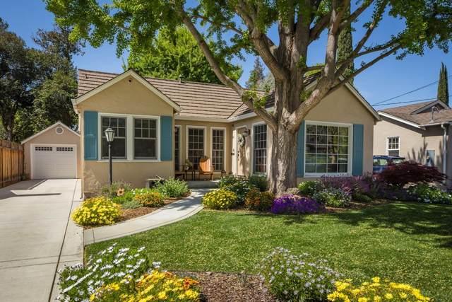 1741 Harmil Way, San Jose, CA 95125 (#ML81840154) :: The Sean Cooper Real Estate Group