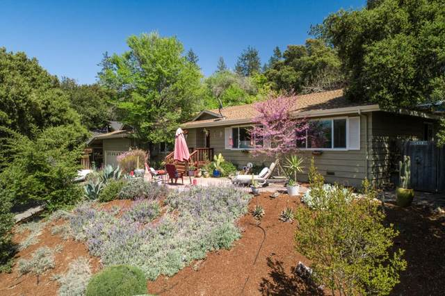 180 Eleana Dr, Ben Lomond, CA 95005 (#ML81840159) :: Schneider Estates