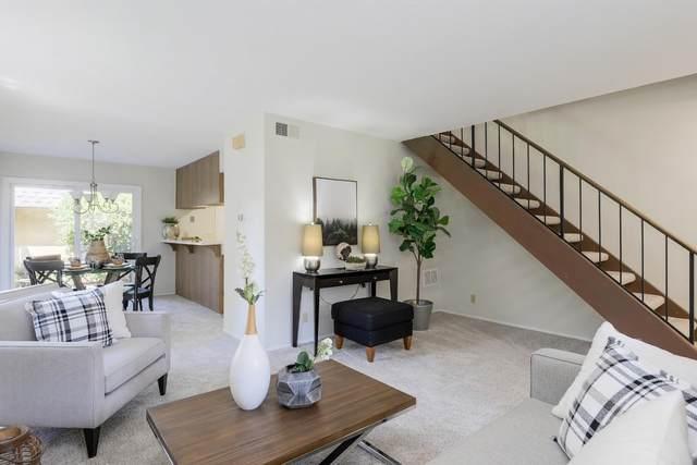 125 Connemara Way 93, Sunnyvale, CA 94087 (#ML81840174) :: The Sean Cooper Real Estate Group