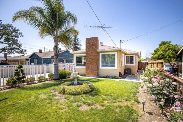 261 N Claremont Ave, San Jose, CA 95127 (#ML81840182) :: Intero Real Estate