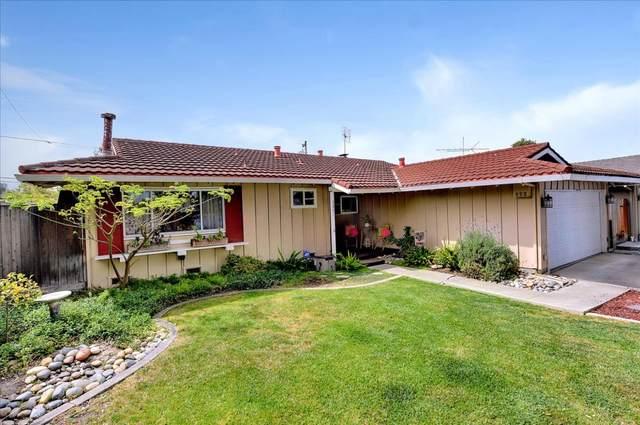 5841 Arapaho Dr, San Jose, CA 95123 (#ML81840192) :: Intero Real Estate