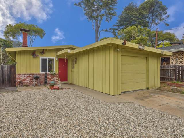 1218 Funston Ave, Pacific Grove, CA 93950 (#ML81840204) :: The Kulda Real Estate Group