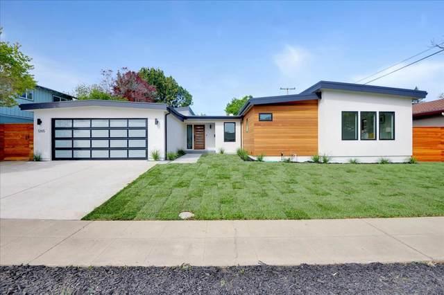 1265 Lime Dr, Sunnyvale, CA 94087 (#ML81840227) :: Intero Real Estate
