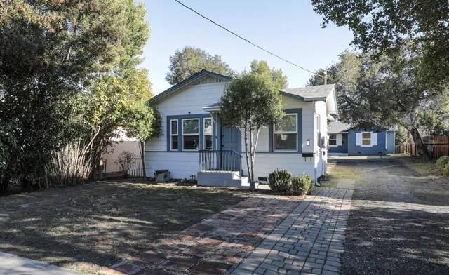 443-447 Oxford Ave, Palo Alto, CA 94306 (#ML81840284) :: Schneider Estates