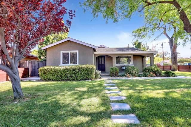 460 Curtner Ave, Campbell, CA 95008 (#ML81840319) :: Robert Balina | Synergize Realty