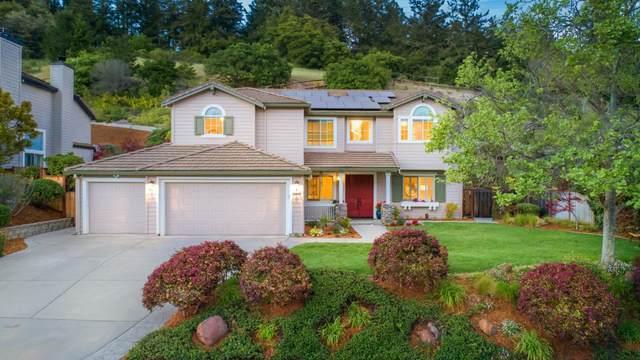132 Silverwood Dr, Scotts Valley, CA 95066 (#ML81840595) :: Schneider Estates