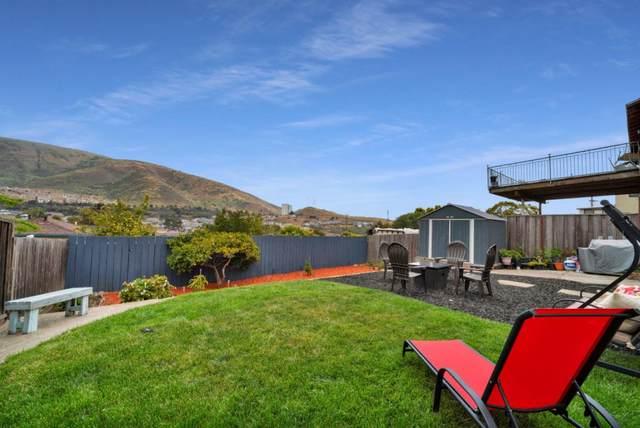 408 Beech Ave, South San Francisco, CA 94080 (#ML81840652) :: The Gilmartin Group