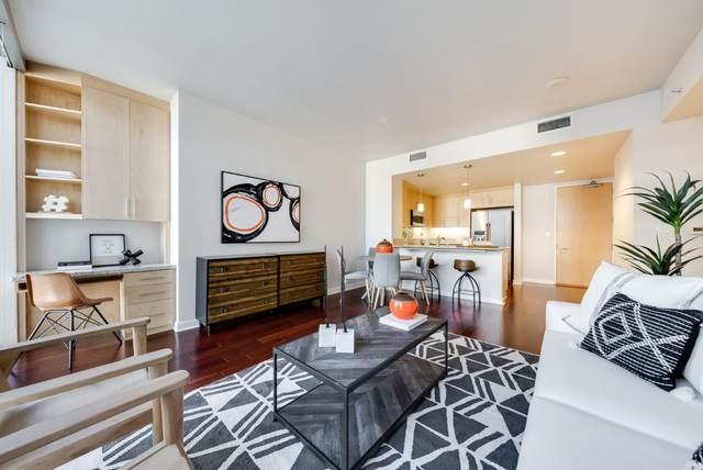 38 N Almaden Blvd 1108, San Jose, CA 95110 (#ML81840730) :: Real Estate Experts