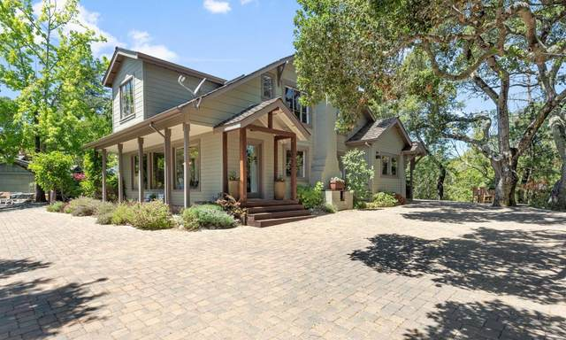 711 Southdale Way, Woodside, CA 94062 (#ML81840751) :: The Kulda Real Estate Group
