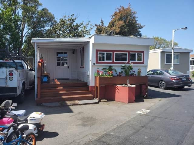 3499 E Bayshore Rd 85, Redwood City, CA 94063 (#ML81840752) :: Olga Golovko