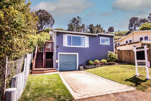 949 Sacramento Ter, Pacifica, CA 94044 (#ML81840789) :: The Kulda Real Estate Group