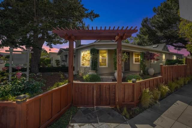 800 Roosevelt Ave, Redwood City, CA 94061 (#ML81840844) :: The Goss Real Estate Group, Keller Williams Bay Area Estates