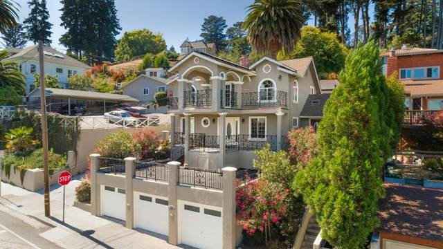 346 High St, Santa Cruz, CA 95060 (#ML81840872) :: Intero Real Estate