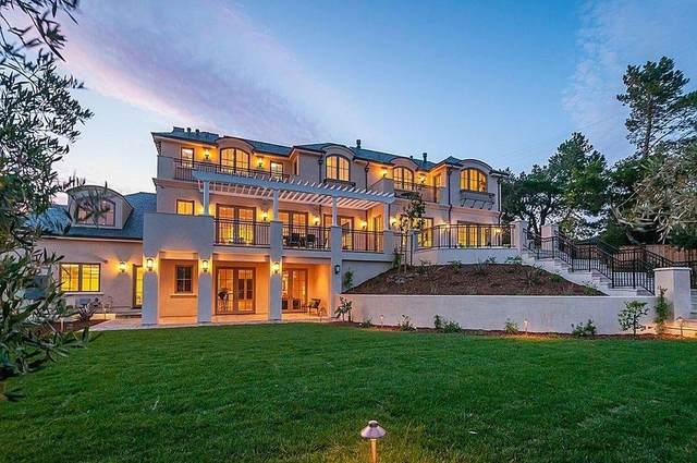 1085 Parrott Dr, Hillsborough, CA 94010 (#ML81840894) :: The Kulda Real Estate Group