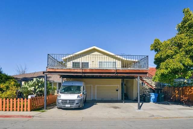 1025 8th Ave, Redwood City, CA 94063 (#ML81840915) :: Olga Golovko