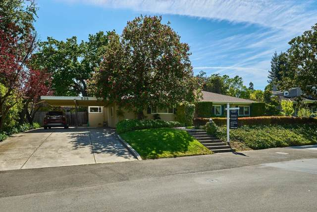 535 Oak Knoll Ln, Menlo Park, CA 94025 (#ML81840950) :: Schneider Estates