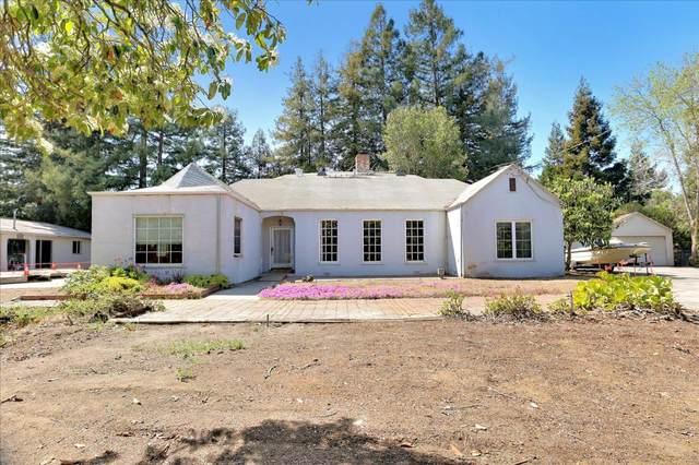 675 Benvenue Ave, Los Altos, CA 94024 (MLS #ML81841079) :: Compass