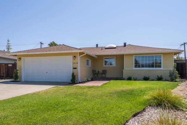 1240 Dresden Way, San Jose, CA 95129 (#ML81841143) :: Intero Real Estate