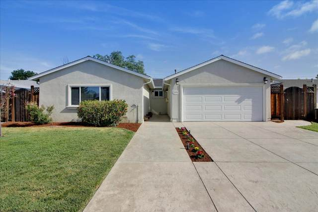 995 Lovell Ave, Campbell, CA 95008 (#ML81841171) :: The Goss Real Estate Group, Keller Williams Bay Area Estates