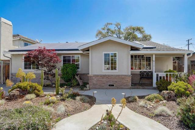 1458 Phantom Ave, San Jose, CA 95125 (#ML81841213) :: Robert Balina | Synergize Realty