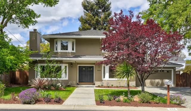694 Panchita Way, Los Altos, CA 94022 (#ML81841238) :: Intero Real Estate