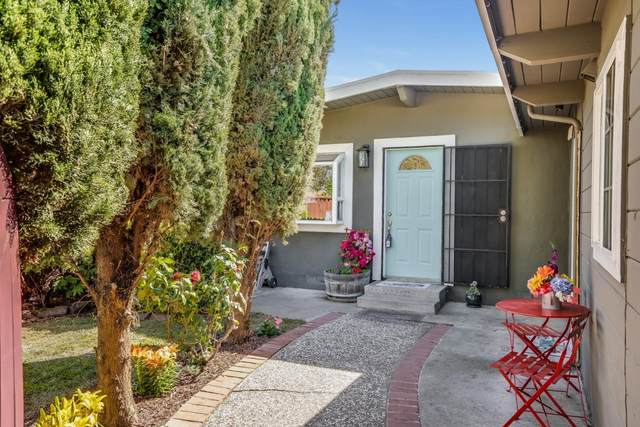 1450 Hill Ave, Menlo Park, CA 94025 (#ML81841305) :: Schneider Estates