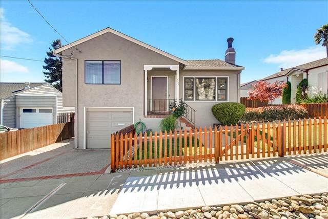 535 Acacia Ave, San Bruno, CA 94066 (#ML81841418) :: Schneider Estates