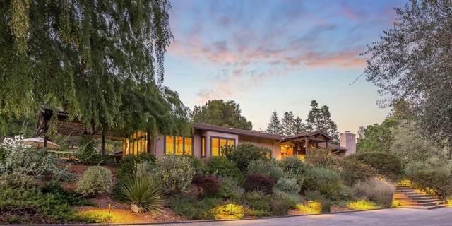 15 Zapata Way, Portola Valley, CA 94028 (#ML81841425) :: Real Estate Experts