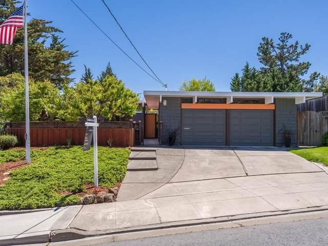 2124 Ticonderoga Dr, San Mateo, CA 94402 (MLS #ML81841445) :: Compass