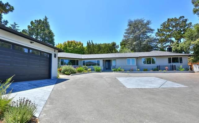 808 Amber Ln, Los Altos, CA 94024 (MLS #ML81841451) :: Compass