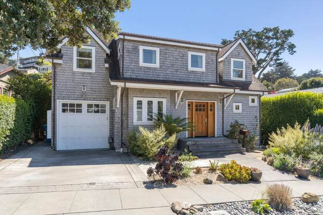 450 Carmel Ave, Pacifica, CA 94044 (#ML81841452) :: The Kulda Real Estate Group