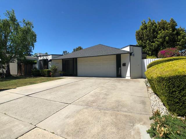 1228 Miramonte Ave, Mountain View, CA 94040 (#ML81841471) :: Robert Balina | Synergize Realty