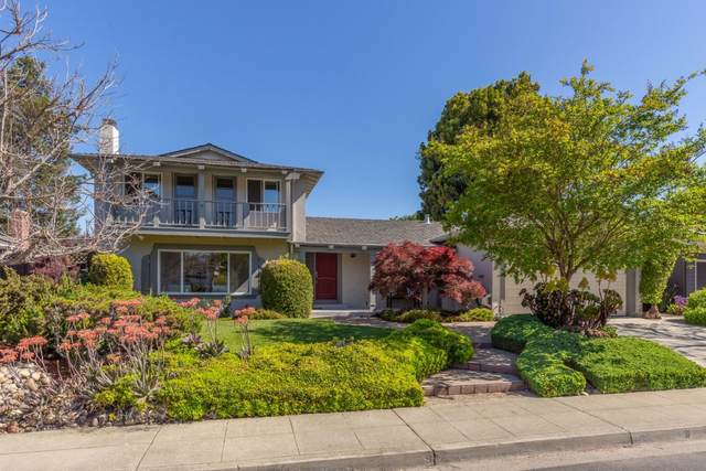 320 Chesley Ave, Mountain View, CA 94040 (#ML81841504) :: Robert Balina | Synergize Realty