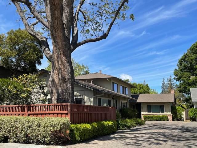 750 Arbor Rd, Menlo Park, CA 94025 (#ML81841507) :: Schneider Estates