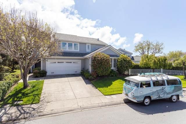 2 Bayhill Pl, Half Moon Bay, CA 94019 (#ML81841600) :: The Kulda Real Estate Group